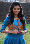 Actress Athulya Latest Images
