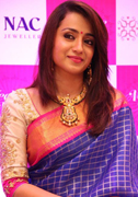 Actress Trisha Launch of Nac Jewellers Necklace Mela Images