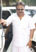 Celebrities Last Respect to Producer Panchuarunachalam Images Part - 4