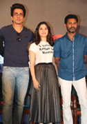 Devi Movie Press Meet Images