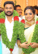 Dileep Kavya Madhavan Wedding Images
