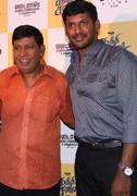 Kaththi Sandai Movie Audio Trailer Launch