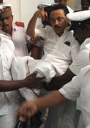 MK Stalin Carried Out Of Tamil Nadu Assembly