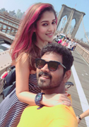 Nayanthara Vignesh Shivan Latest Viral Images