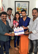 Santhanam Next Movie Pooja Images