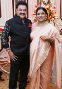 Sripriya Wedding Anniversary Images