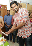 Vishnu Vishal Next Movie Pooja Images