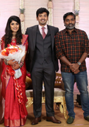 Actor Ashwin Kakumanu VS Sonali Reception Images