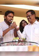 Kabali Success Meet Images