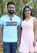 Mupparimanam Press Meet Images