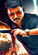 Theri Movie First Look Poster