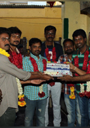 Udhayanidhi Stalin New Movie Pooja Images