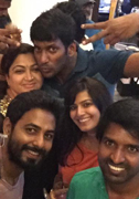 Vishal Birthday Celebration Images