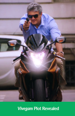 Vivegam Plot Revealed