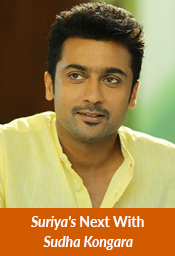 Suriya's Next With Sudha Kongara?