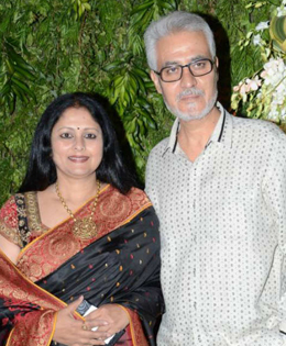 Actress Jayasudha's Husband Commits Suicide