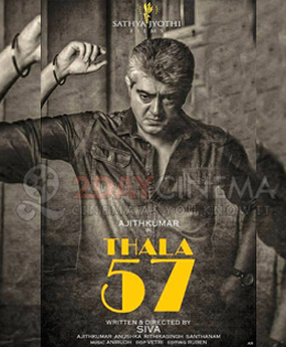 Ajith Completes Discussion For Thala 57 2daycinemacom