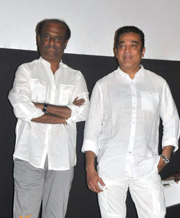 Rajini And Kamal For Star Cricket Tournament in Malaysia