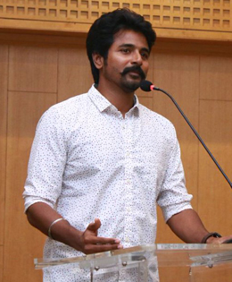 Siva Karthikeyan Assures To GIve Two Films A Year