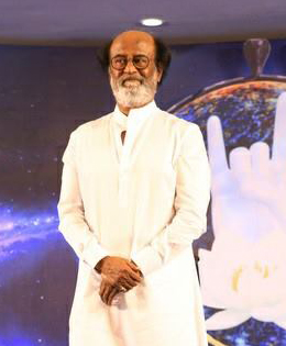 Superstar Rajinikanth Opens Up About His Political Aspiration