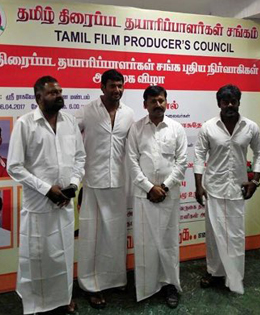 Tamil Film Producers Council Takes a Big Decision