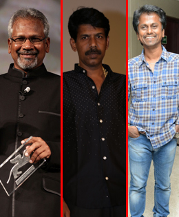 Three Legends To Do it For a Tamil Film
