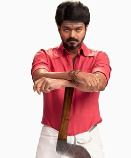 Two Promos Of Mersal Is Mass And Class