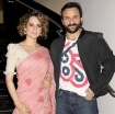 Kangana Ranaut Writes An Open Letter To Saif Ali Khan