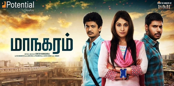 Maanagaram - Movie Review