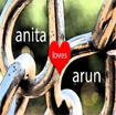 Anitha loves Arun